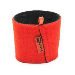 Klean Kanteen ReFleece Pint Cozie - Orange