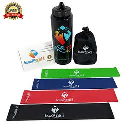 Big Beach Resistance Bands - Limited Edition Water Bottle -