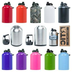 RTIC One or Half Gallon Water Bottle Jug, Stays Hot or Cold