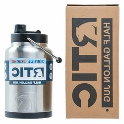 RTIC® Half Gallon Water Bottle / Tumbler Insulated Stainles