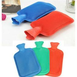 Rubber HOT WATER BOTTLE Bag WARM Relaxing Heat / Cold Therap