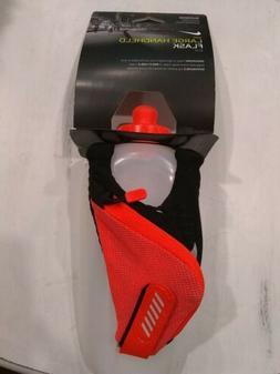 Nike Running Large Handheld Flask 20 oz Water Bottle w/ Hand
