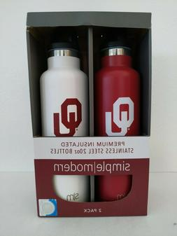 Simple Modern 20oz Hot / Cold Water Bottle-Stainless Steel O