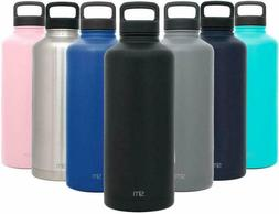Simple Modern 84oz Summit Water Bottle + Extra Lid - Wide Mo