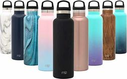 simple modern ascent water bottle narrow mouth