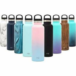 Simple Sports Water Bottles Modern 24oz Ascent - Hydro Vacuu