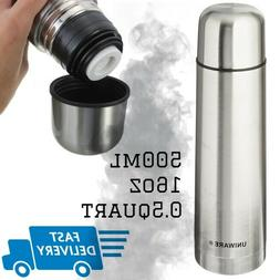 Small Coffee Thermos Bottle For Hot Wate
