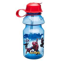 Zak Design Spider-Man SPIS-K870 14 Oz Tritan Water Bottle Se