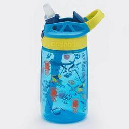 Contigo spill proof BPA free 14 oz kids Sports Water Bottle