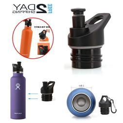 Silicone Sport Cap Replacement Water Bottle Standard Mouth S