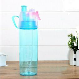Sport Mist Spray Water Beach Bottle Leak-proof Drinking Cup