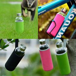 Sport Water Bottle Cover Insulated Sleeve Bag Holder Carrier