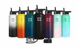 sport water bottle hydro vacuum insulated stainless