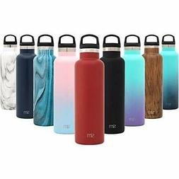 Sports Water Bottles Simple Modern 12oz Ascent - Stainless S