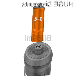 Under Armour Sideline 32 Ounce Squeezable Bottle, Blaze Oran