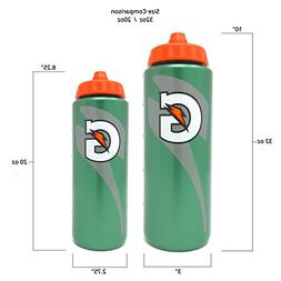 3 Pack Gatorade Squeeze Water Bottle sports 20 oz ounce Spil