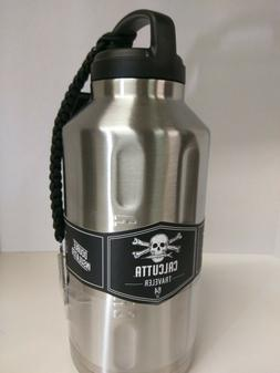 Calcutta SS Traveler Bottle 64oz Insulated Water Bottle
