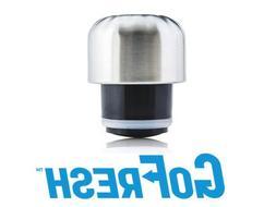 Stainless Steel BPA Free Water Bottle Lid | Cap 17 oz GoFres