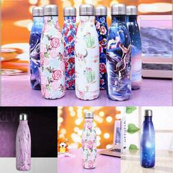 Stainless Steel Vacuum Insulated Water Bottle Flask Thermal