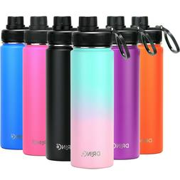 Stainless Steel Water Bottle Double Wall Vacuum Insulated Sp