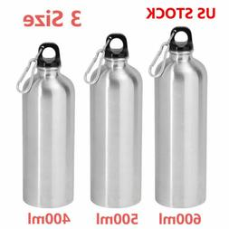 New 400-600ml Wide Mouth Drinking Outdoor Sports Cycling Wat