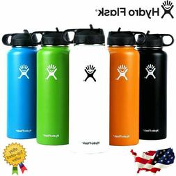 Hydro Flask Stainless Steel Water Bottle Thermos Icy Cold St