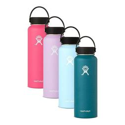 Hydro Flask Standard Mouth Stainless Steel Bottle With Flex