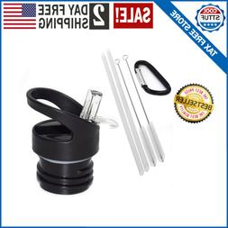 Straw Lid Set For Hydro Flask Standard Mouth Sports Water Bo
