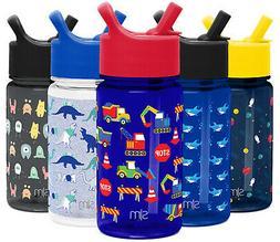Simple Modern Summit Kids Tritan Water Bottle w Straw Lid -