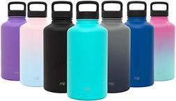 Simple Modern 64 oz Summit Water Bottle - Stainless Steel Me
