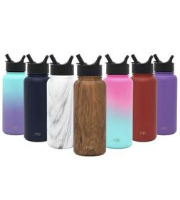 Simple Modern Summit Water Bottle with Straw Lid Hydro flask