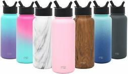 Simple Modern Summit Wide Mouth Flip Lids for Hydro Summit Water Bottles SN