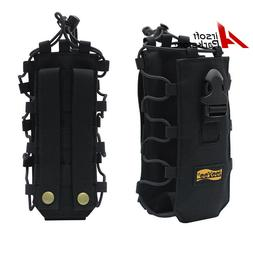 Tactical Molle Water Bottle Pouch Holder Carrier Bag Canteen