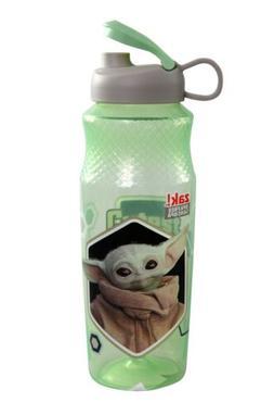 The Child Baby Yoda Star Wars Water Bottle BPA Free Drinkwar