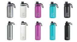 Takeya ThermoFlask Insulated Stainless Steel Water Bottle, 5