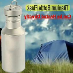 Titanium Sports Insulated Water Bottle Canteen Flask Leakpro