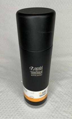Klean Kanteen TKPro 1L Insulated Water Bottle - Black