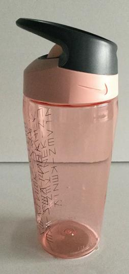 Nike TR HyperCharge Rocker Water Bottle Storm Pink/Grey Blac
