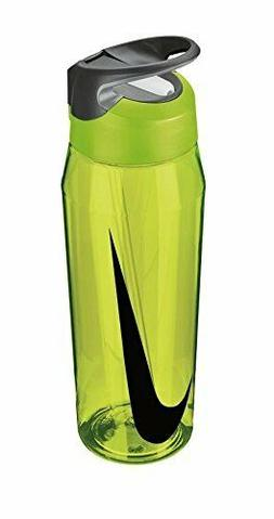 Nike  Training Hypercharge Straw Bottle 32oz Volt/Black/Blac