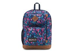 "Trans by Jansport 17.7"" Transfer Backpack - Flower Shower"