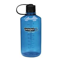 Nalgene Tritan 1-Quart Narrow Mouth BPA-Free Water Bottle, S