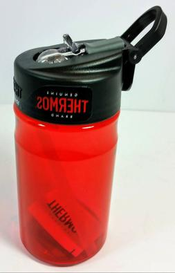 Thermos Tritan Hydration 12 oz Water, Protein Gym Bottle, Qu