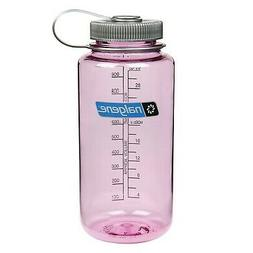 Nalgene Tritan Wide Mouth BPA-Free Water Bottle, Cosmo W/ Gr