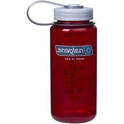 Nalgene 16oz Tritan Wide Mouth Water Bottle