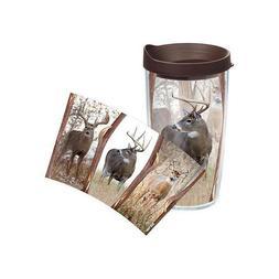 Tervis Tumbler Deer Or Moose:16 Oz. or 24 Oz.Tumblers W/Lid-