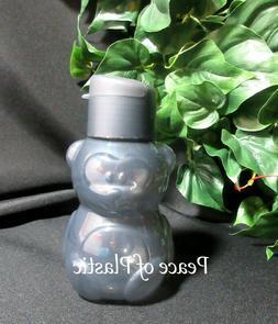 TUPPERWARE Kids Eco Water Bottle Barnaby Bear Blue Shaped 12