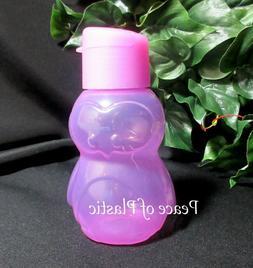 TUPPERWARE Kids Eco Water Bottle Lt Purple Pengui Penguin Sh