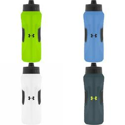 Under Armour Undeniable 32 Ounce Squeeze Bottle with Quick S