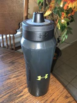 Under Armour Undeniable Squeeze Bottle with Quick Shot Lid,