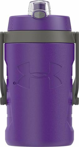 Under Armour Sideline 64 Ounce Water Bottle, Purple